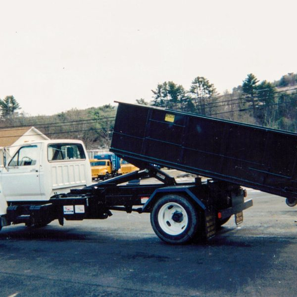 96 Ford F-600 w/ K-PAC 706